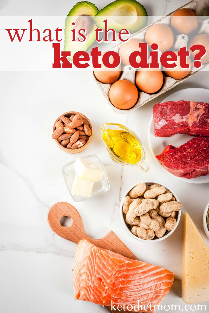 "Have you been asking yourself, ""What is the keto diet?"" You have come to the right place. We'll explain the ketogenic diet and how it compares to other low carb diet plans."