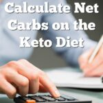 Do you know what the term net carbs mean? It's super important to know how to calculate net carbs when you're on a keto diet. Here's how.