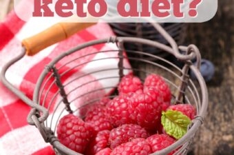 "When people first start a ketogenic diet, one of the first questions is, ""Can you eat fruit on the keto diet?"" Learn which low carb fruits can be enjoyed occasionally on a LCHF diet."